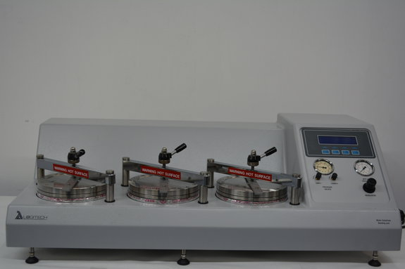 "Wafer Bonder for temporary wax mounting of semiconductor wafers, Triple Station Wafer Bonder, up to 4""/100mm wafer capable"