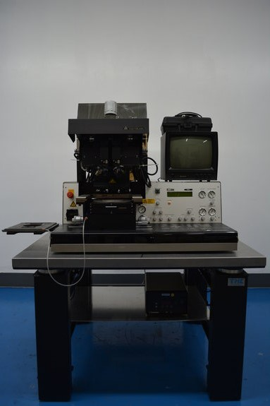 Topside Alignment, DVM6 Microscope, 350W Lamphouse, UV400 Optics