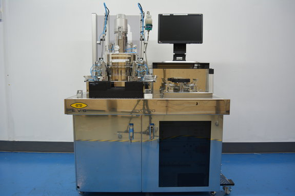 "Anodic, Fusion & Thermal Compression Bonder, Up to 6""/150mm Wafer Capable, 20 kN Max Bond Force"