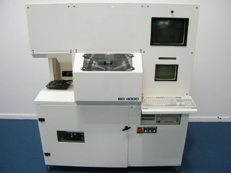 "8""/200mm Wafer Capable, Automated Ellipsometer, 3 Lasers"