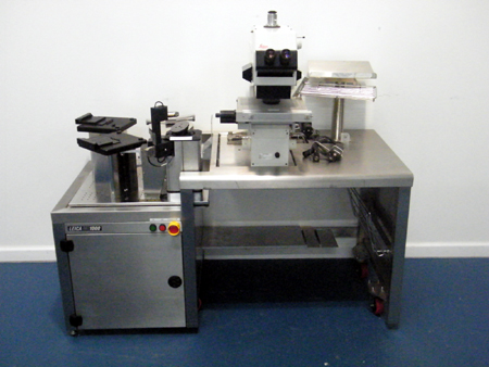 Leica Ins 1000 Wafer Inspection Microscope For Sale