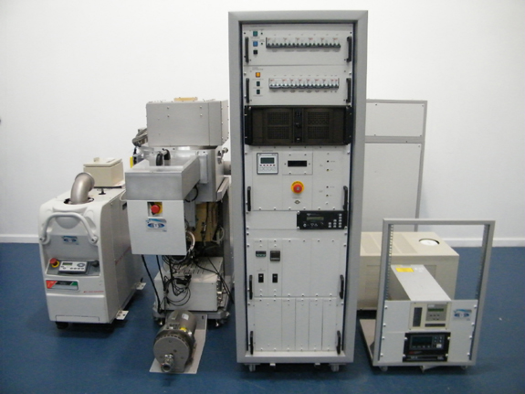 "Mixed Frequency Deposition, Vacuum Load-Lock, up to 8""/200mm Wafer Capable"