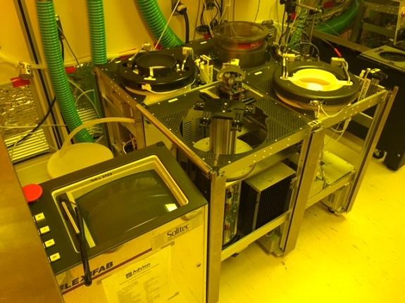 "Coat/Bake/Hotplate Modules, 6"" Automated Wafer Handling"