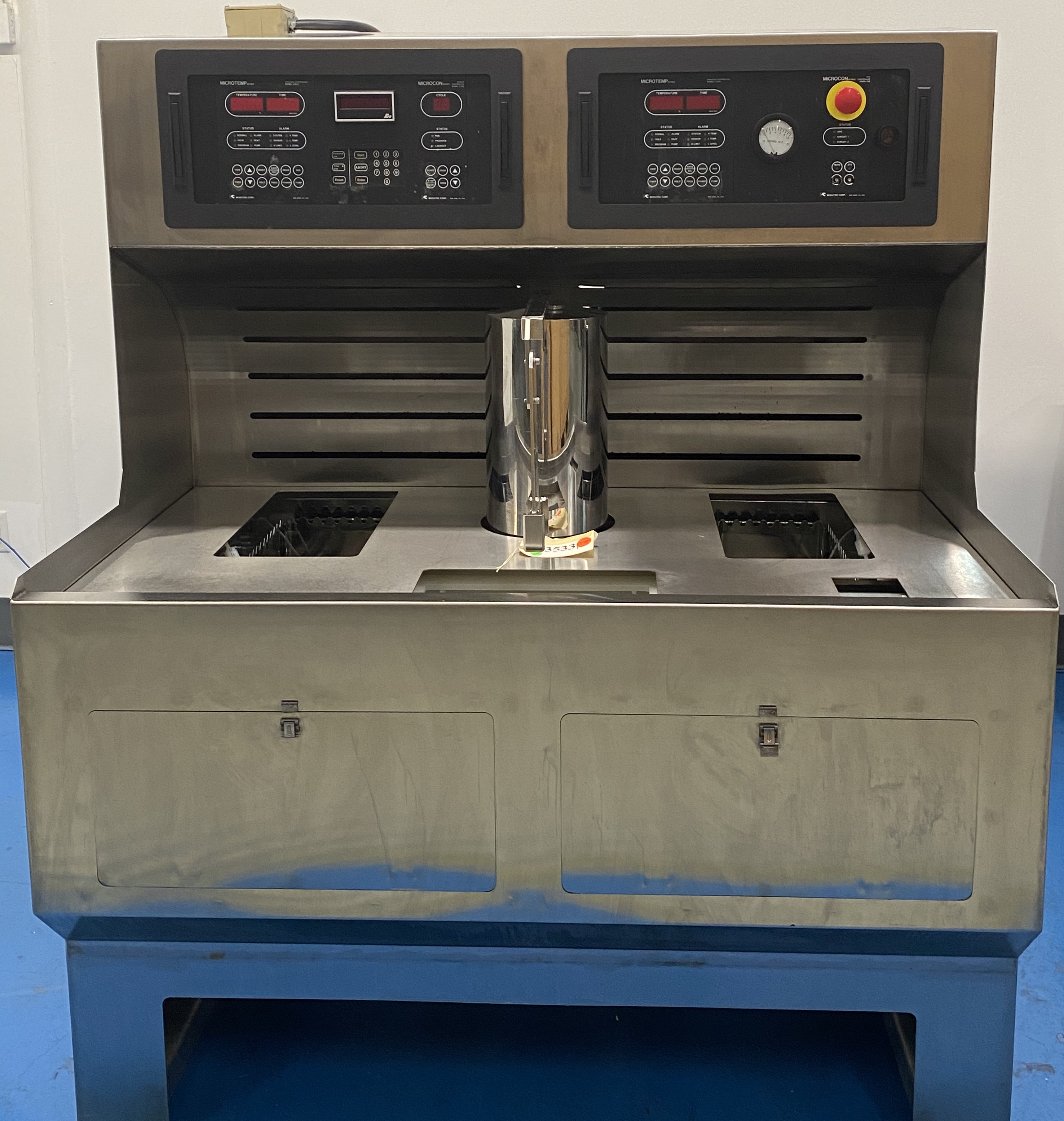 4ft Stainless Steel Robotic Solvent Wet Bench