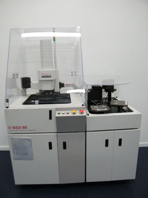 August Nsx 90 Surface Inspection System For Sale