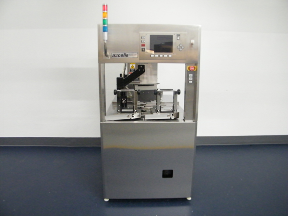 "8""/200mm Wafers, UV Bake Process Application"