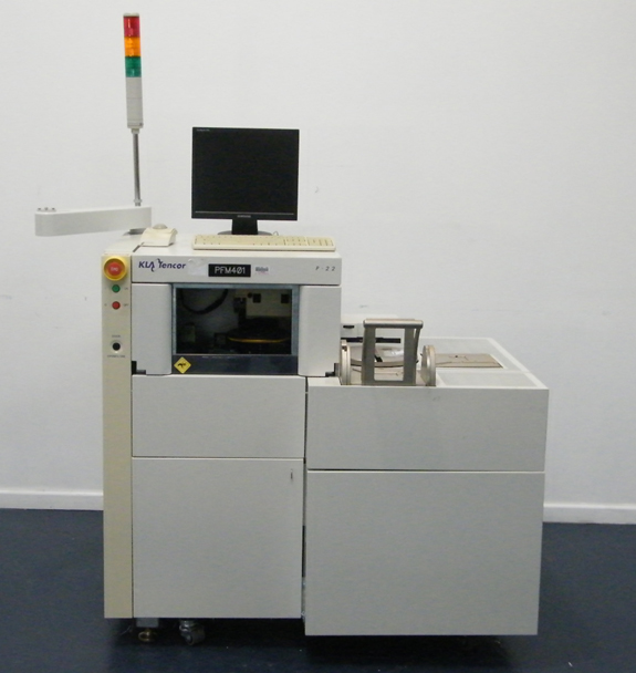 "Automated Surface Profilometer, Calibrated to OEM Specifications, 8""/200mm Wafers, Automated Handler"
