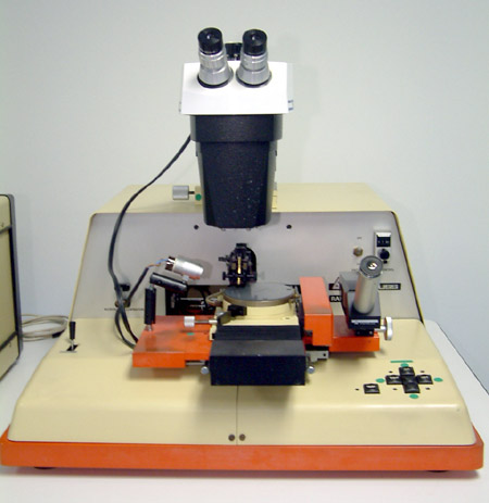 "Automatic Wafer Scriber, Up to 4""/100mm Wafer Capable"