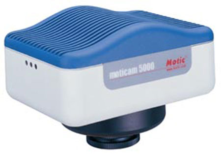 High Resolution (5.0 Mega pixels) Live Imaging Camera (M1056)