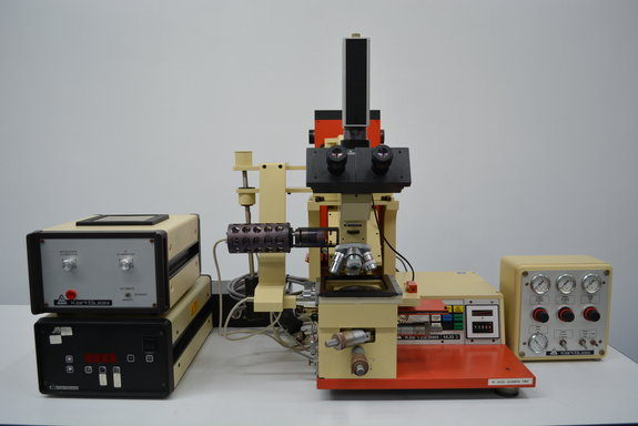 Topside Alignment, Backside IR, 350W Lamphouse, Normalfield Microscope