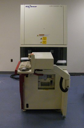 Overlay Registration, Fully Automated, 200mm Wafers