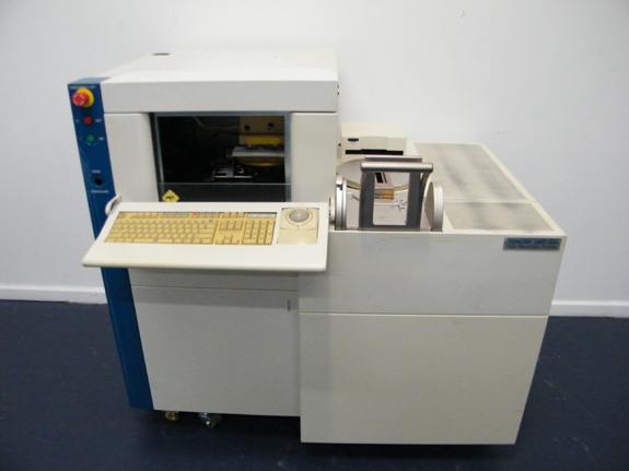 "Automated Surface Profilometer, Calibrated to OEM Specifications, Up to 8""/200mm Wafer Capable, Automated Handler"