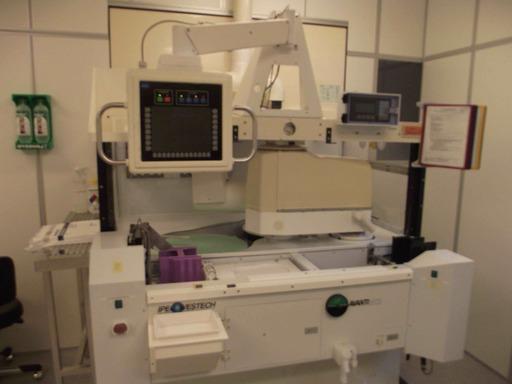 IPEC / Westech Avanti 472 CMP Polisher